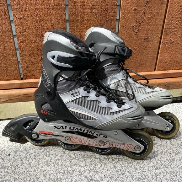 Salomon Inline skates rollerblades - Sz. 6.5